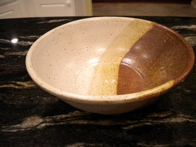 3-color pasta bowl
