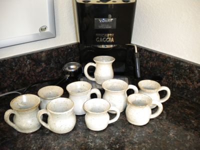 Ruedesheim coffee cups